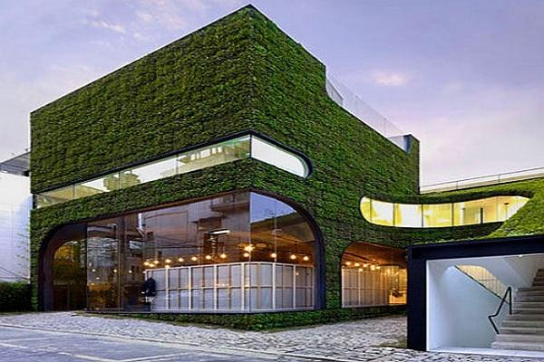 Healthy Bio Friendly Building