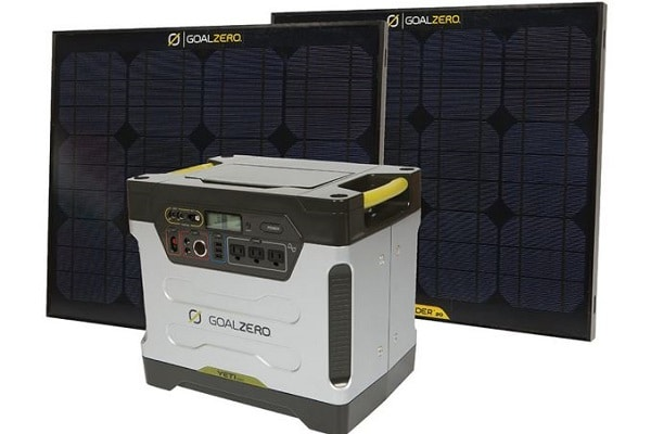 Solar generators are great emergency back up power sources - Choosing a gasoline powered generator ...
